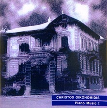 Christos Oikonomidis Piano Music I