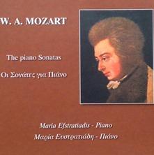 W. A. Mozart - The Piano Sonatas V