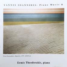 Yannis Ioannidis Piano Music II